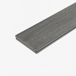 Composite Deck Board | Slate - FRONTIER - EnviroBuild