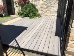 Composite Deck Board | Marble - FRONTIER - EnviroBuild