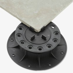 Adjustable Paving Riser Support Pedestals | MESA Support image