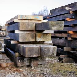 Air Dried Structural Timber image