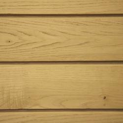 Air dried timber cladding is the choice for any project that requires a machined, smooth finish* or an interlocking profile, or both.  The  air drying means that the timber is seasoned. In the air drying process it has given off a substantial amount of moistur...