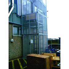 Outdoor Mezzanine Floor Lift image