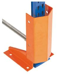 Frame or Corner Protector. Both models are 400mm high and 5mm thick. Includes 4 floor fixings....