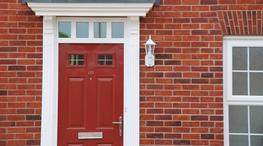 Timber door range image