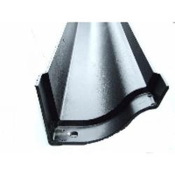 Cast Aluminium Victorian Ogee Gutter 1.83mlth, manufacture from 4mm cast aluminium.  Available in mill finish or polyester powder coating.  Different sizes are available:  100mm 112mm 125mm ...