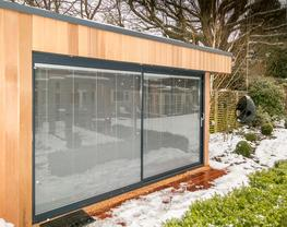The SMART Slide 2000 is the latest inline sliding patio door from SMART. It boast an incredible 35mm meeting style to provide slim contemporary styling, and coupled with both twin and triple track options provide a flexible range of options for residential or ...
