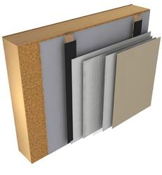 OVERVIEW  The Alumasc Ventilated System (AVS) provides a decorative rainscreen solution for timber framed construction and is BBA Approved, NHBC accepted and has an effective life of over 30 years  AVS is detailed to provide a fully ventilated cavity as per TR...