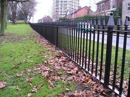 Churchill Vertical Bar Railings image