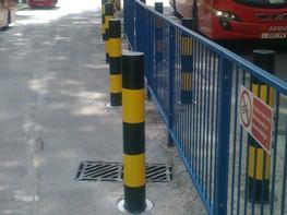 Standard Pedestrian Guardrail image