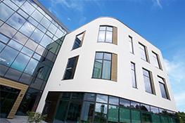 High-quality insulated render - Aliva UK Ltd