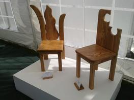 Hobbit and Jigsaw childrens chairs image