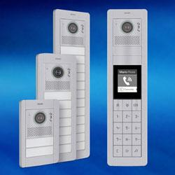 Raytel security systems ltd search our intercoms more on specifiedby the new elvox pixel series modular entrance panels with a slim modern design elegant eventshaper