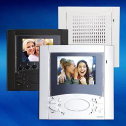 Elvox Open Voice Audio/Video Monitor 6600 image