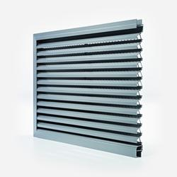 The basic requirement for Louvre Panels is to move air in and around a building, thereby creating added comfort and convenience for better living.  Our Louvre Panels come with various blade types and numerous frame choices that allow their use as an integral p...