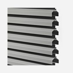 The continuous Louvres Wall Systems provides intensive ventilation in places where this is required. Our wide range of blade shapes and colours offered by the RW Simon Ltd Duco Range.  Both the basic and the advanced versions come with an ingenious range of f...