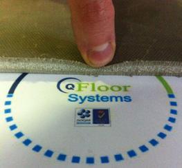 QLay Sound Insulating Flooring image