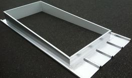 The QEF range of upstand/soakers are manufactured to international standards and incorporate the results of extensive research, testing and feedback from hundreds of installations throughout Ireland. This feedback has shown that QEF aluminium upstand/ soakers ...