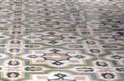Terrazzo Alhambra By Paris Ceramics Ltd