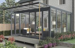 If you are looking for a modern, stylish conservatory then a veranda conservatory, or glass extension as they are sometimes known, would be the perfect choice for you. Blurring the lines between home and garden veranda conservatories from Paramount Conservator...