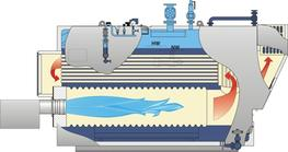 UNIVERSAL Steam Boiler ZFR, ZFR-X - Bosch Industriekessel