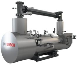 UNIVERSAL Heat Recovery Steam Boiler HRSB image