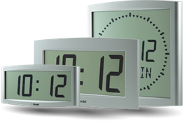 Cristalys - Digital LCD Clocks image