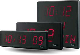 Style - LED clocks for indoor or outdoor use image