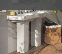 Laufen LB3 Design Double Basin by BMF Limited