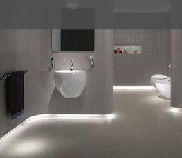 laufen il bagno alessi one wall mounted basins by bmf limited. Black Bedroom Furniture Sets. Home Design Ideas