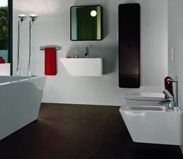 Laufen Il Bagno Alessi dOt Wall Mounted Basins image
