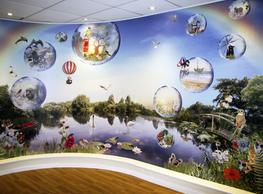 Bespoke Wall Paper Designs - Blue Butterfly Flooring Ltd