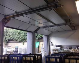 Sectional Overhead Doors image
