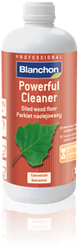 Removes stubborn stains from oiled floors, which could not be removed by commonly used cleaning agents.  Powerful Cleaner thoroughly cleans the toughest stains and dirt formed on all oiled surfaces.  Intensive degreasing agent that removes fat and highly overl...