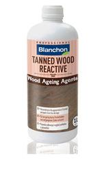 Tanned wood reactive image