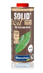 High solid one-coat hard waxoil. Impregnates, stains and protects wood floors. Solid'Oil™ impregnates, stains and protects wood floors and wood in general in a single operation. On contact, it creates an interactive bond with the wood, which nourishes and pr...