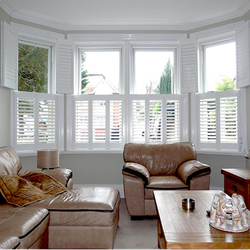 Basswood Shutters image