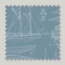 Altair Fabric   Stone Blue image