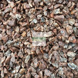 10mm Pink Granite Chippings By Mainland Aggregates Ltd