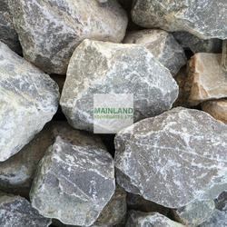 Dove Grey Gabion Stone image