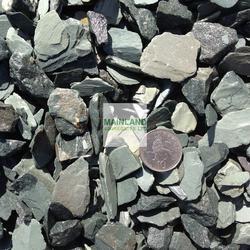 20mm Green Slate Gravel/Chippings image