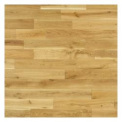 18mm Elka Solid Oak Rustic Brushed Oiled Flooring By Magnet Ltd