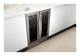 Caple WI6230 Under Counter Dual Zone Wine Cooler image