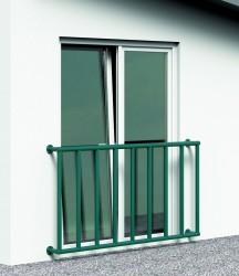 Juliet Balcony - Multi-Matic Door Sized Balcony Windows - Maco Door & Window Hardware (UK) Ltd