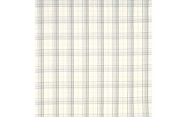 Highland Check Steel Curtain Fabric image