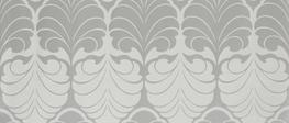Alexander Silver Curtain Fabric image