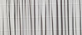 Corby Check Silver Pencil Pleat Ready Made Curtains image