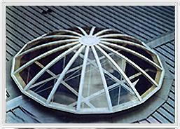 Segmented Dome Rooflights image
