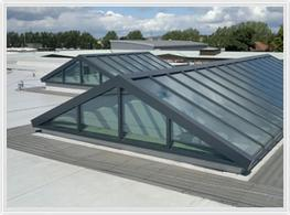 Dual Pitch Rooflights image
