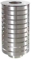 Open Top Steel Litter Bin image
