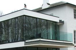 External Glass Balustrades image